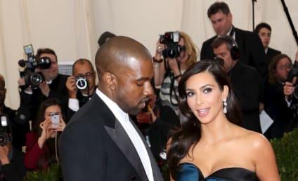 Kim Kardashian and Kanye West: Prenup Holding Up Wedding?