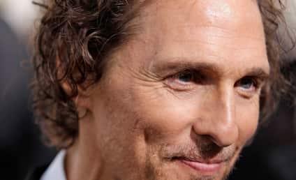 Matthew McConaughey on Lance Armstrong Admission: Mad! Sad! Happy!