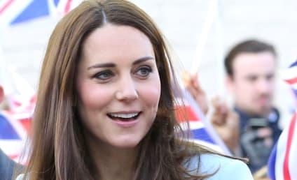 Kate Middleton: In Labor!