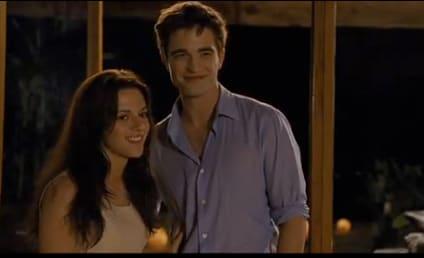 The Breaking Dawn Wedding Night: Now in HD!