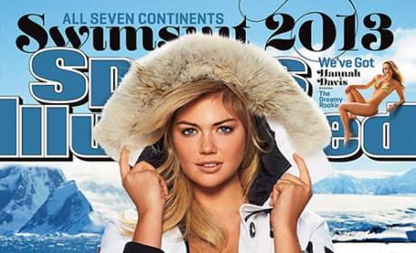 Kate Upton SI Swimsuit Cover 2013