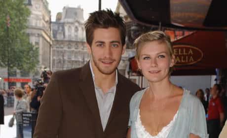 Jake Gyllenhaal and Kirsten Dunst