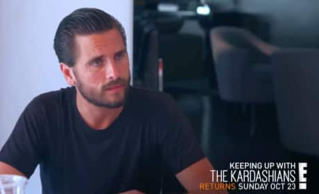 Scott Disick on KUWTK