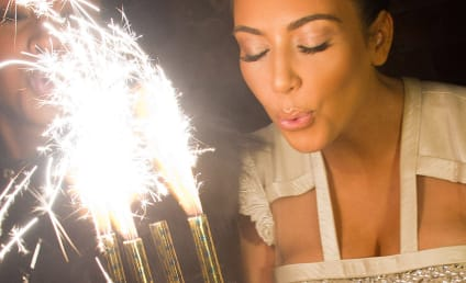 Kim Kardashian: Forget My Birthday, I'm Having Flashbacks!