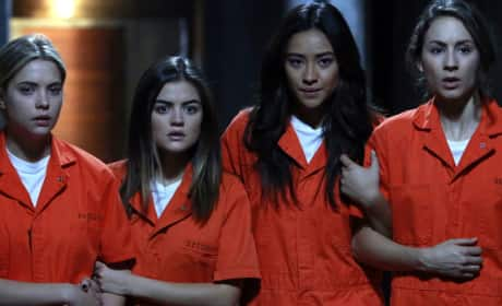 Are you satisfied with the A resolution on Pretty Little Liars?