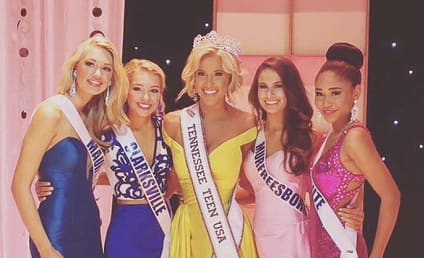 Savannah Chrisley: Chrisley Knows Best Star Named Miss Teen Tennessee!