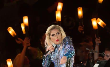 Lady Gaga Scores!