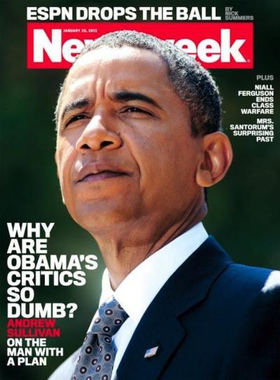 Why Are Obama's Critics So Dumb?