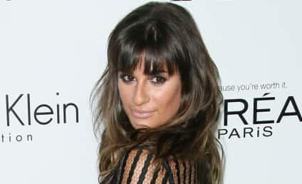 Lea Michele Baby Bump? Photos Spark Pregnancy Rumor