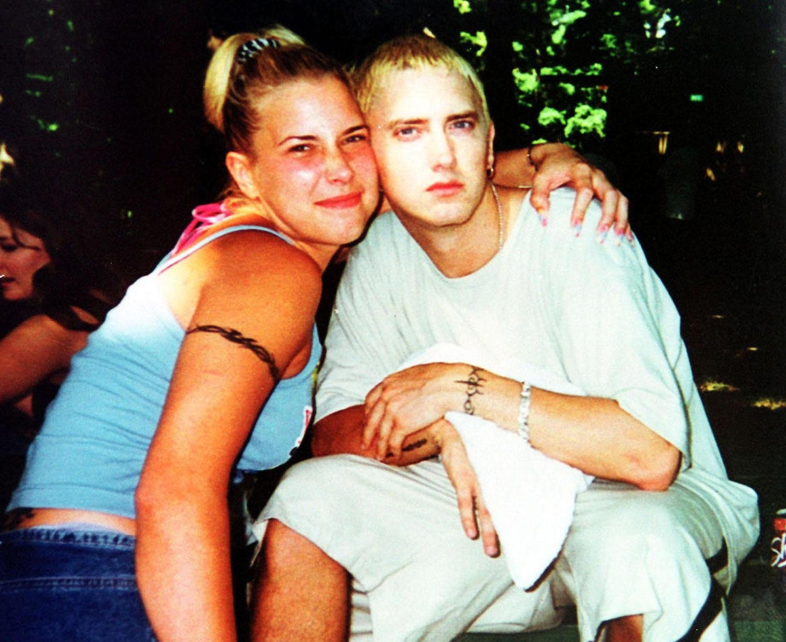 Eminem and wife divorcing already nudes (36 photos), Sideboobs Celebrity foto