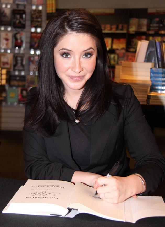 Bristol Palin Book Signing