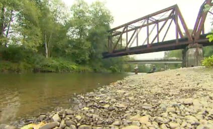 Man Throws 4-Year-Old From Bridge, Cited For Reckless Endangerment
