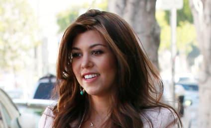 Kourtney Kardashian Explains Pregnant Hair Dyeing: It's Safe!