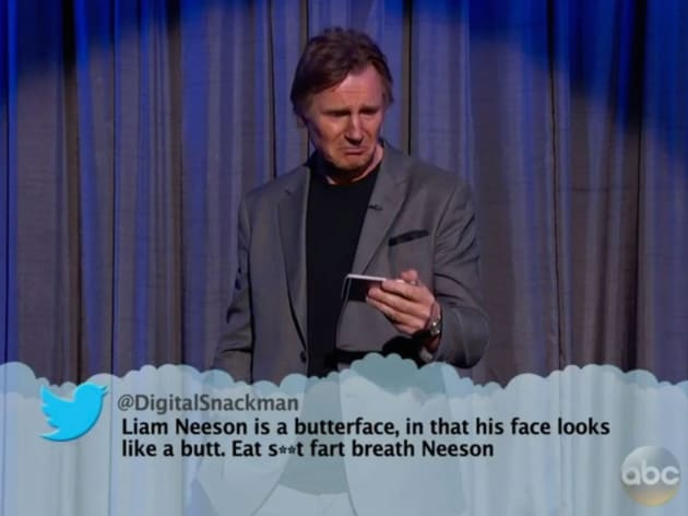 Liam Neeson big cock