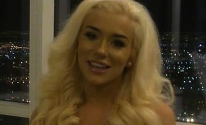 Courtney Stodden Accidentally Sets Hair ON FIRE in Wild Video!