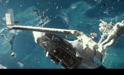 Gravity Reviews: Out of This ... Well, You Know