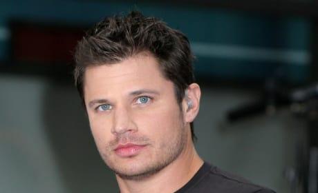 Nick Lachey Blue Eyes