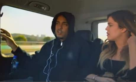 Kourtney & Khloe Take The Hamptons Clip - French in South Africa