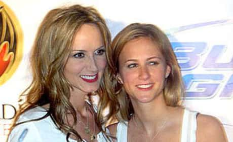 Chely Wright and Lauren Blitzer