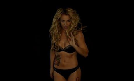 Britney Spears Dances in Bra & Panties on Instagram: Watch!