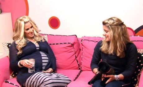 Kim and Brielle