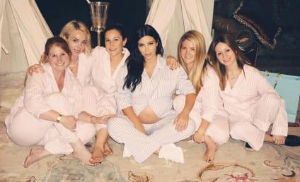 Kim Kardashian: Check Out My Baby Bump!