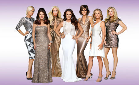The Real Housewives of Beverly Hills Season 6 Cast Pic