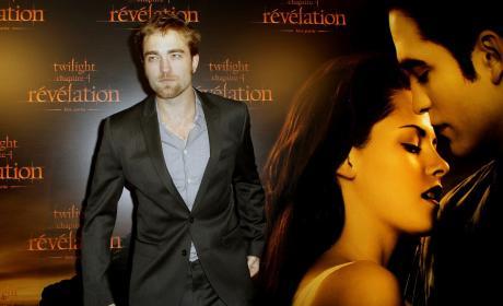 Twice the Robert Pattinson