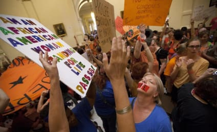 Texas Abortion Bill Passes; Democrats Vow to Continue Fight