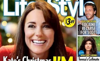 Kate Middleton Pregnant Again, Because The Tabloids Said So!