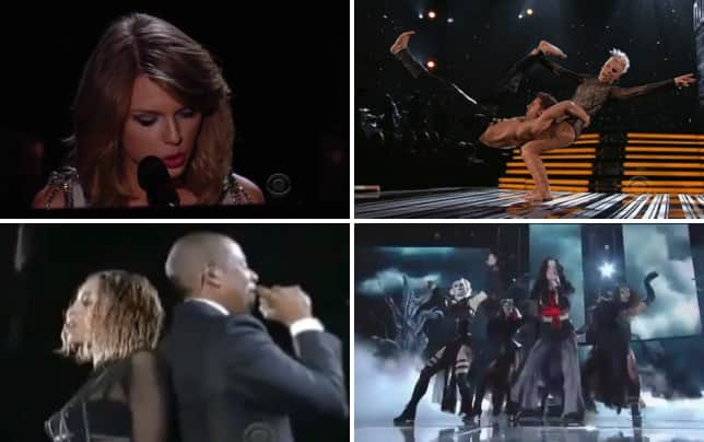 Taylor swift all too well 2014 grammy awards