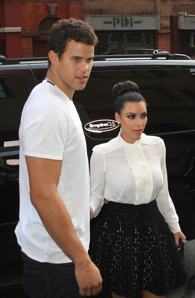 Kris Humphries Kardashian