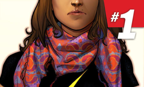 What do you think of the new Ms. Marvel?