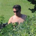 Jon Gosselin Shirtless