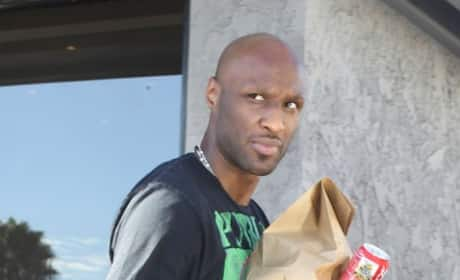 Lamar on the Street