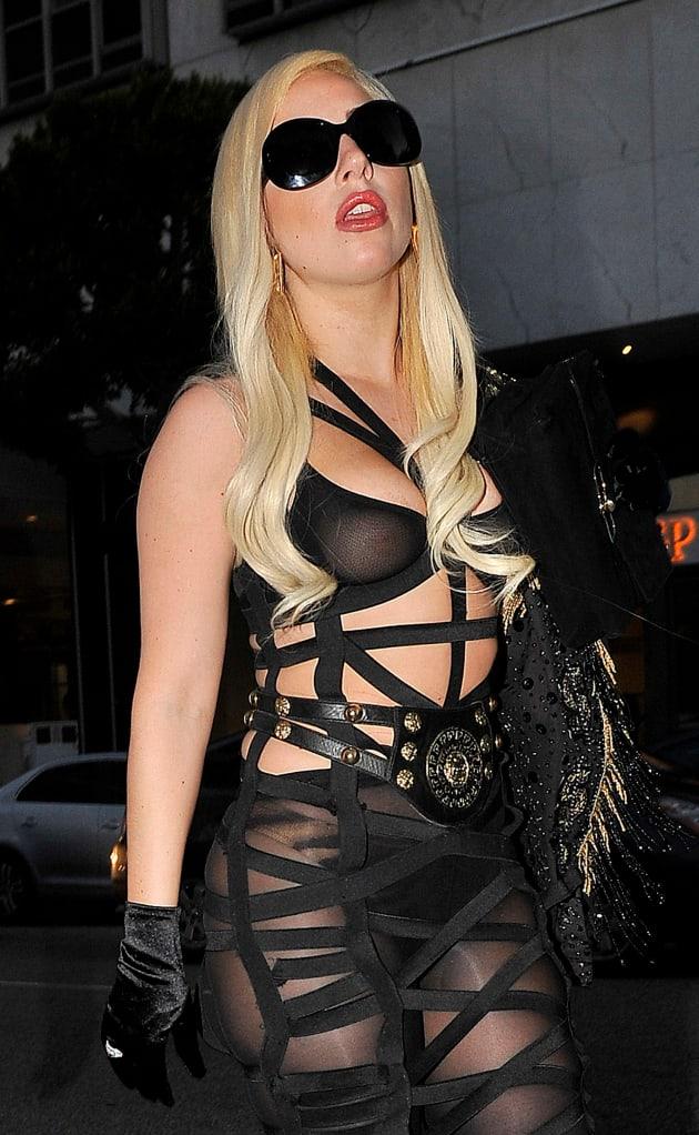 Lady Gaga S&M