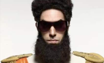 Sacha Baron Cohen is The Dictator: First Look!