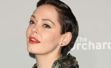 Rose McGowan, Rosario Dawson Nude for Rolling Stone