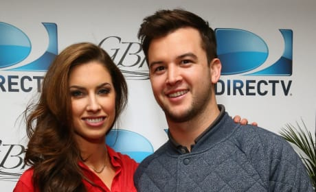 Katherine Webb and AJ McCarron Photo