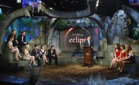 Eclipse Cast on ABC