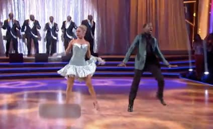 Jaleel White Gets His DWTS Mojo Back