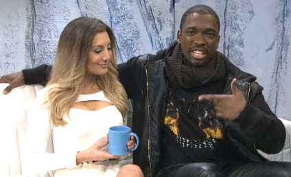 "Saturday Night Live Mocks Kim Kardashian & Kanye West, Presents ""Waking Up with Kimye"""