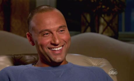 Derek Jeter on ABC