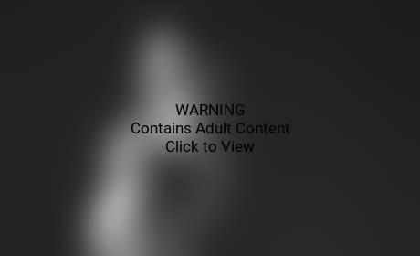 Marisa Miller Topless, Pregnant