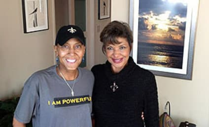 Robin Roberts: Home from Hospital, Recovering from Virus