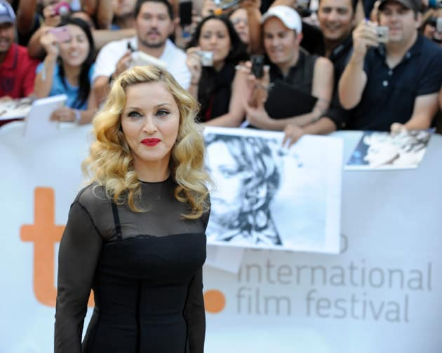 Madonna in Toronto