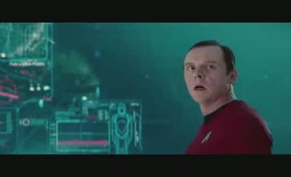 Star Trek Into Darkness Character Video: Beam Me Up, Scotty!