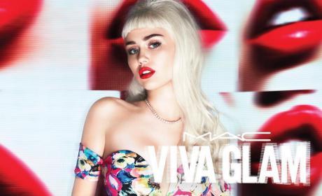 Miley Cyrus for Mac Viva Glam