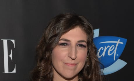 Mayim Bialik in 2016