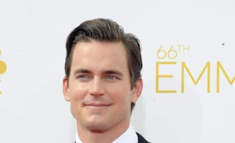 Matt Bomer at the Emmys